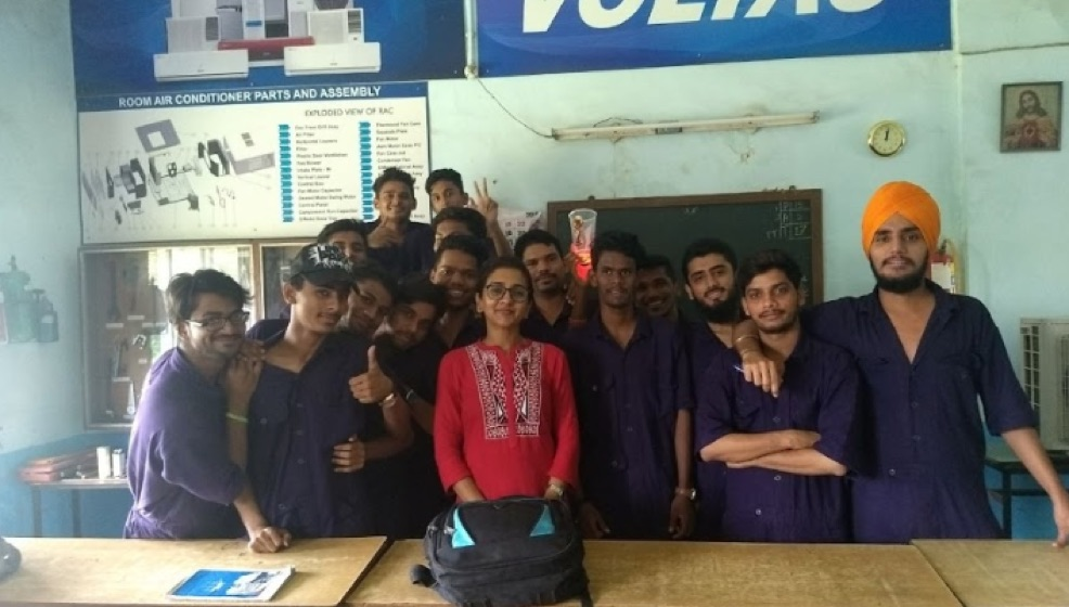 enguru's English language and employability skills training | A case study on Voltas