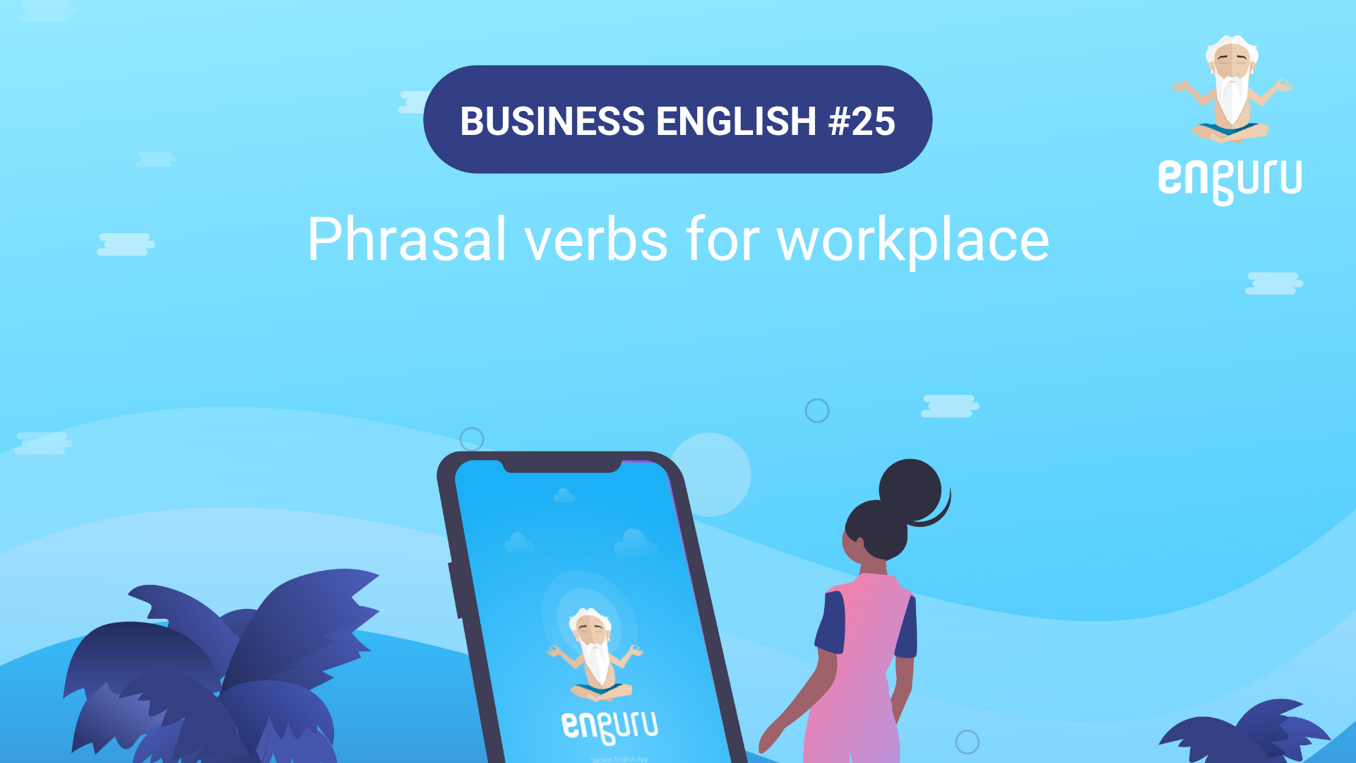 Phrasal verbs for workplace