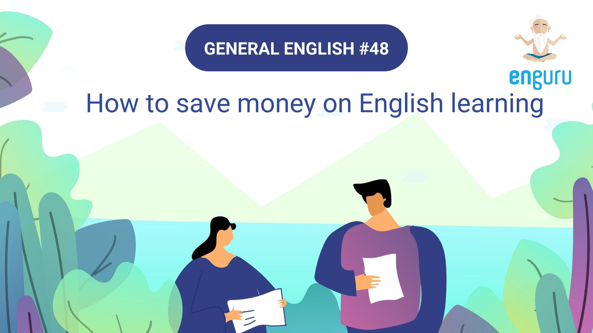 How to save money on English learning